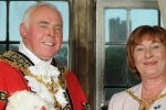 Councillor Stanley is the new Mayor of Dudley